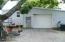 Garage with studio