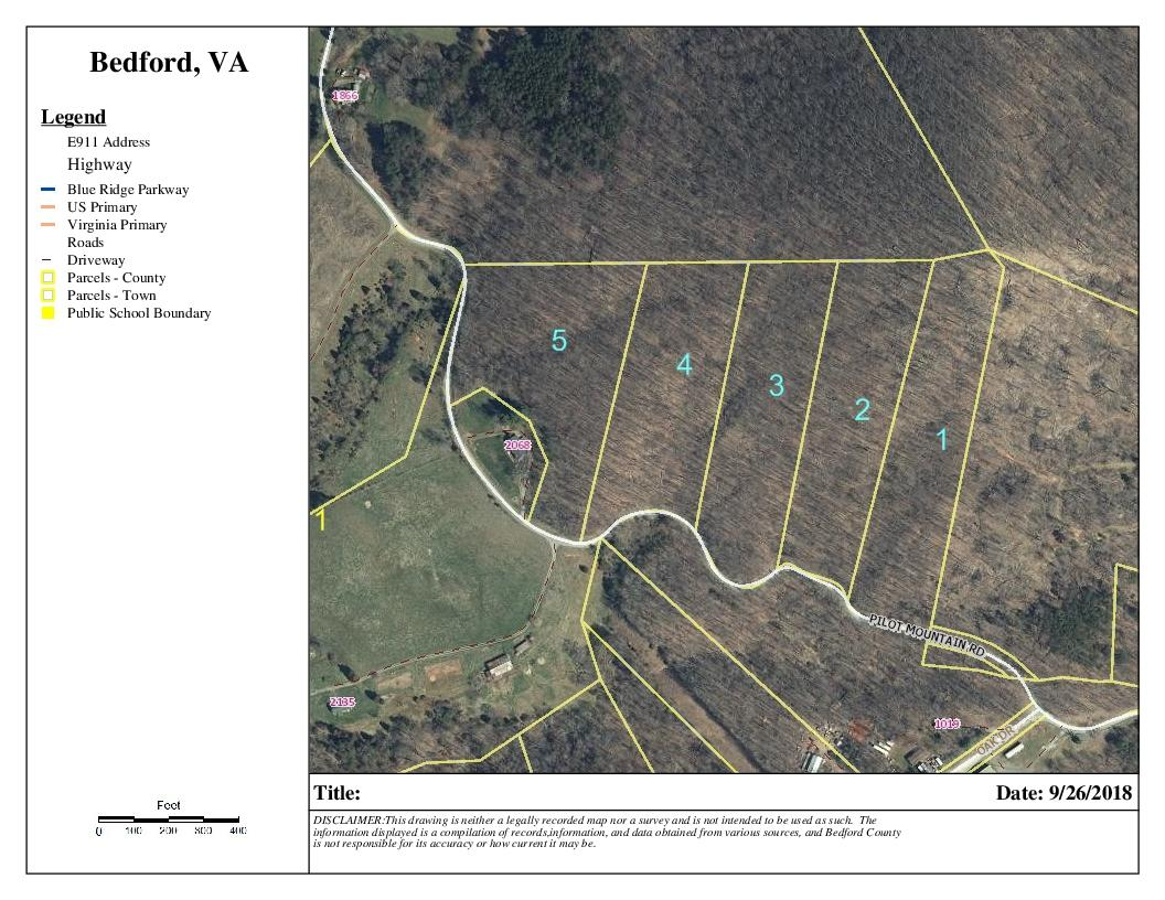Photo of LOT 1 Pilot Mountain RD Moneta VA 24121