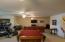 Family room lower level
