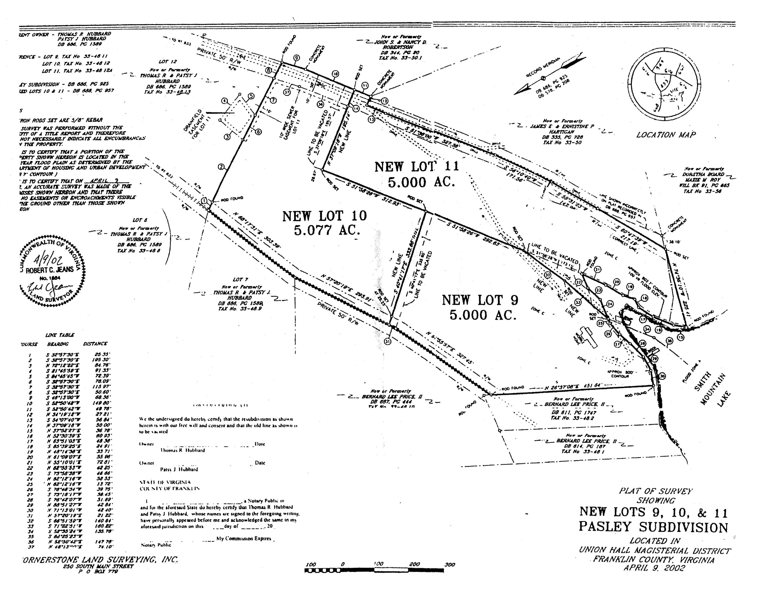 Photo of New Lot 10 Softwind DR Moneta VA 24121