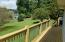 Great water views from decking