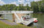 Large Dock, ready for your Boat