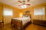 ceiling fans in all BRs