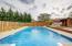 Beautiful Pool in back