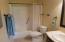 Master bath renovated