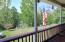 Top Deck has Water Views