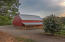 40'X 60' 3 bay pole barn with 200 amp electric and water..