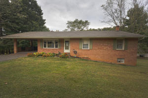 4 Bedroom, 3 Bath Brick Ranch in Botetourt County