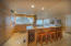 Island space to gather in the kitchen