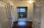 HALLWAY RIGHT DOOR IS ACCESS TO BASEMENT LEFT DOOR IN LINEN CLOSET