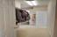 Huge MR walk-in closet with entry from the bedroom..