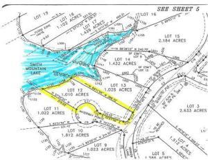 Lot 12 Waterway Pointe, Goodview, VA 24095