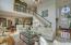 Living Room Staircase _ 221 Savannah Ct