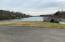 Boat ramp located in the community