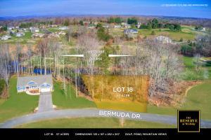 Lot 18 Bermuda DR, Hardy, VA 24101