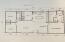 Split bedroom, open concept floor plan