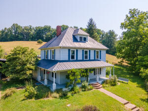 415 Reed Hill RD NW, Indian Valley, VA 24105