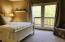 Master bedroom upper level