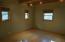 Main Floor Bedroom with huge walk in closet