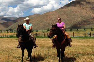 Great riding on 5 acres, and in surrounding mountains