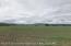 Flat farm land