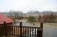 View from master bedroom deck