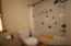 Bath in guest cabin