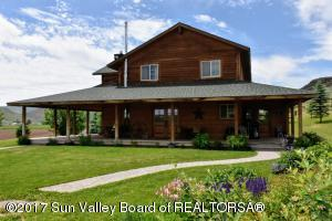 Expansive living in this custom built home only 60 minutes from Sun Valley.