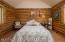 Charming en suite guest bedroom.