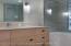Guest Bath detail.