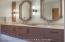 Bath detail.