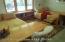 Bedroom #3, 2 Built-In Full Beds, Built-in Closets-Drawers, 2 Built-In Desks, Facing River