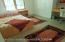 Bedroom #4, Built-In Full Bed, Built-In Closets-Drawers-Desk, Facing River