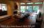 Dining Room, View Toward River Front Deck