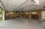 Large (624 SF) finished garage