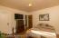 Bedroom 1 - Wood floors