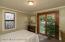 Bedroom 2 - new French doors