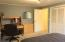 Fourth bedroom downstairs, spacious
