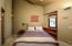 Guesthouse bedroom loft