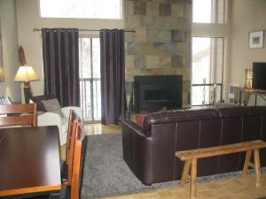Living Room 3 bed 2 bath condo.