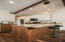 High Ceilings in Kitchen and Great Room