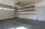 1 car garage with storage