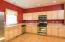 Stainless Steel appliances, hardwood floors