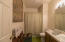 Main Floor Powder and Full Bathroom.