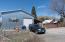 11' automatic garage door