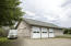 Large Detached Barn / Garage with Care-Takers Living Space
