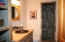 Powder Room and Shower