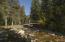 Bridge over Hyndman Creek leads to trail to Main house