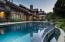 Pool & Stone Exterior