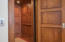 Elevator access to 4 of the guest suites
